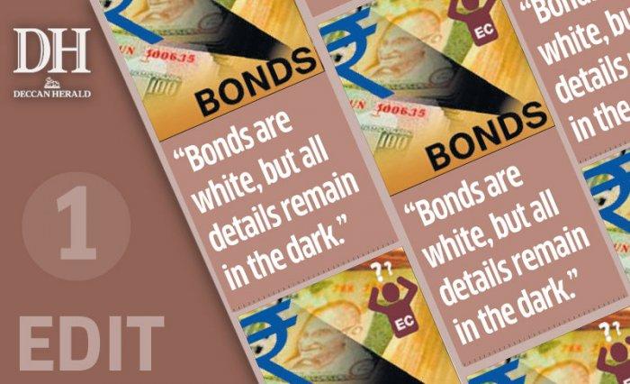 Electoral bonds: sham transparency