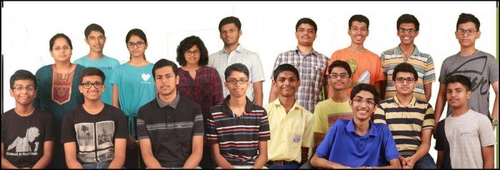 18 from CFAL make it to International Olympiad