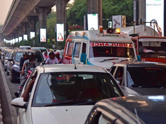 More ambulances needed to meet growing population, say docs