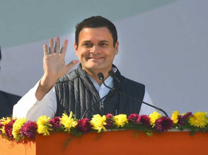 Confident of winning Karnataka: Rahul Gandhi