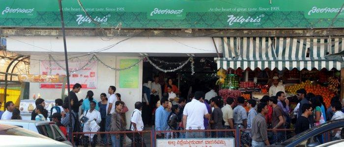 Bengaluru's first iconicdepartment store Nilgiris to relocate