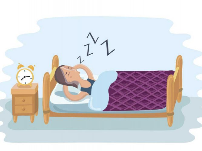 Sleeping for longer may lead to healthier diet: study