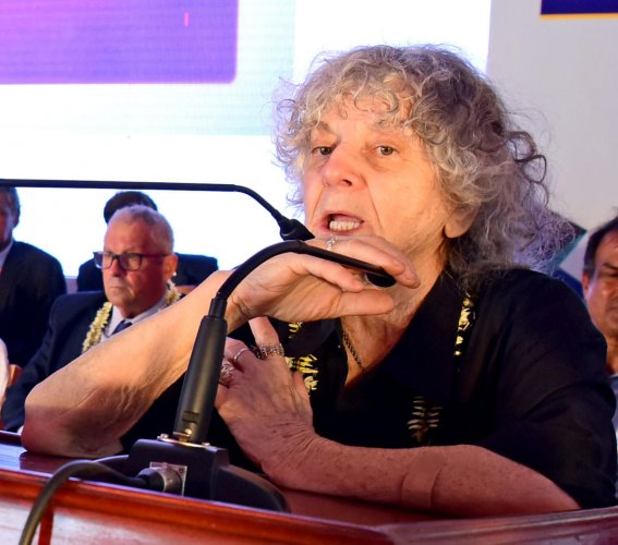 Nobel Laureate, scientists share ideas at conclave