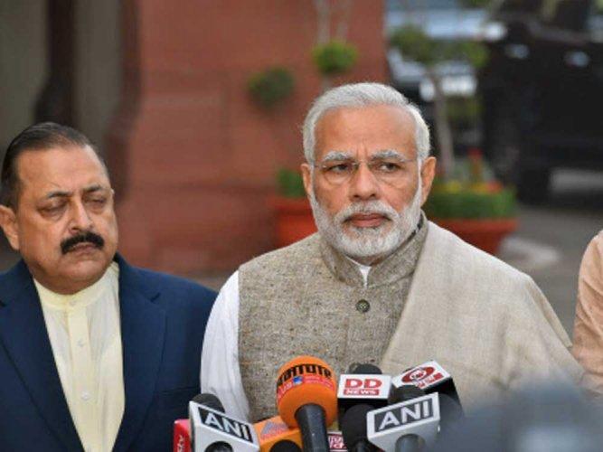 Modi's doublespeak on FDI exposed: Congress