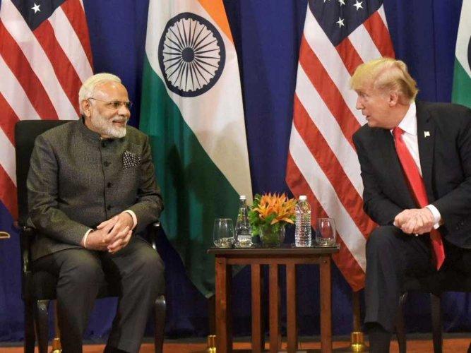 Ways to make Pak act against terrorists to dominate Modi-Trump meeting