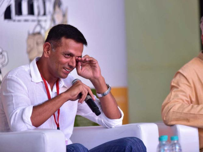 Twitter congratulates Rahul Dravid on his birthday