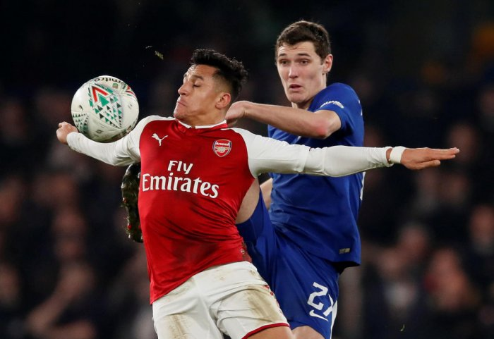 Arsenal frustrate Chelsea again