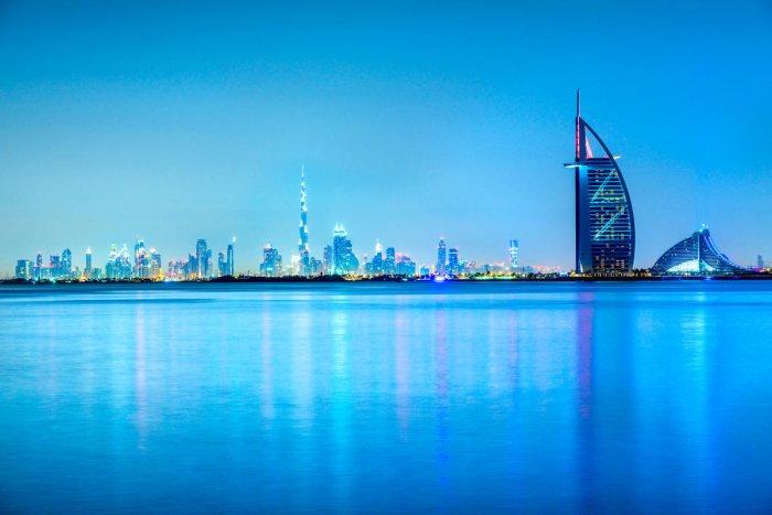 A safari through Dubai