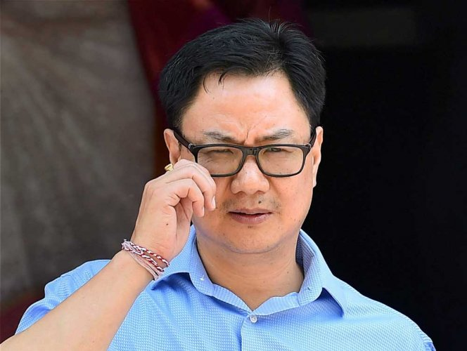 Rijiju thanks UK government for cooperation in Mallya case