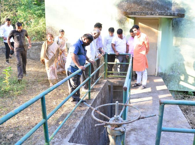 'Probe defunct wet well projects'