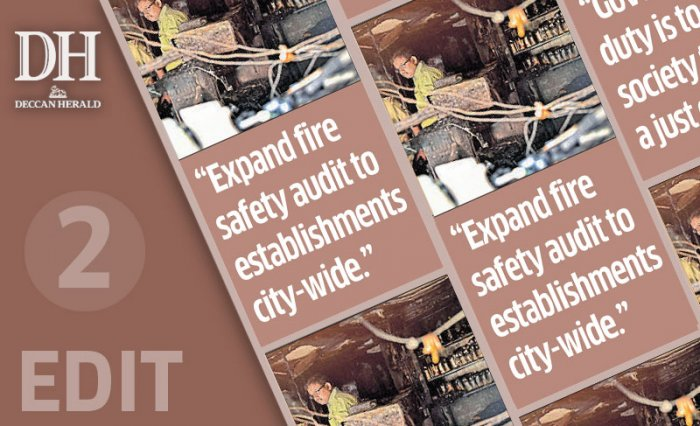 Enforce fire safety norms strictly