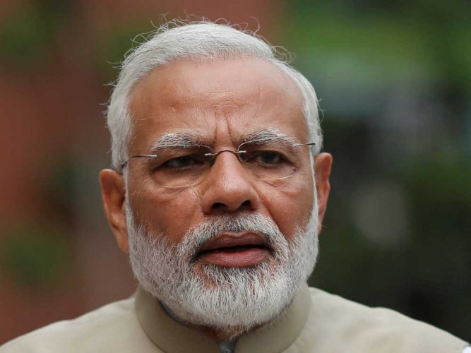 PM hails ISRO for successful PSLV mission