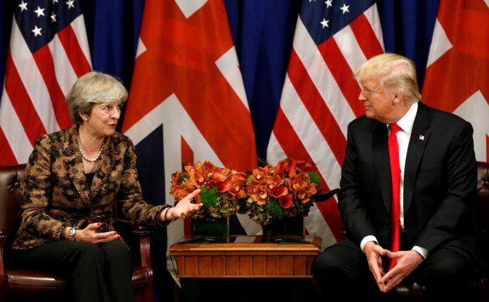 Trump cancels UK visit over 'bad' new embassy