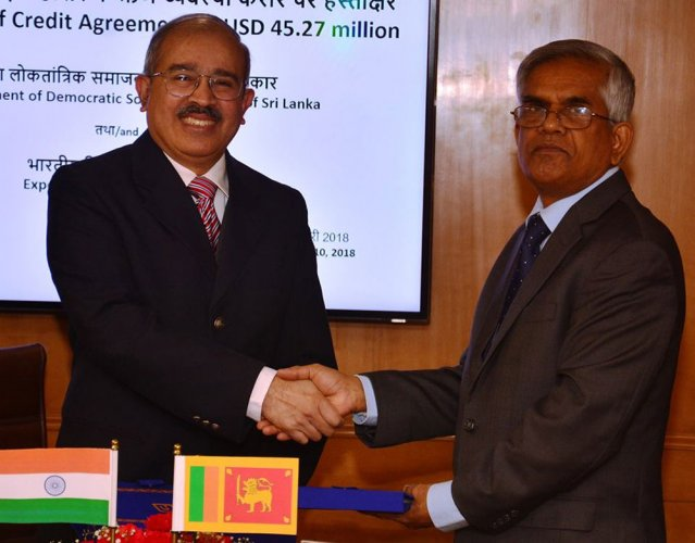 India gives USD 45.27 mn aid to develop KKS harbour in Lanka
