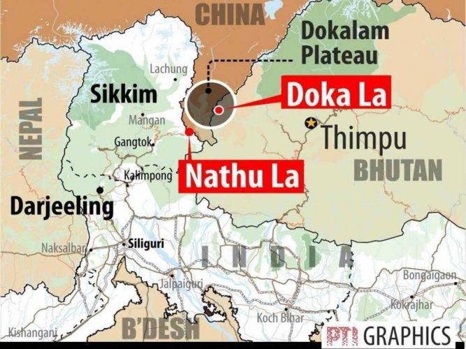 PLA steps up drills in plateau region post-Dokalam: Media