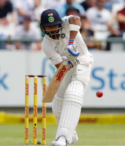 Funny, people who wanted Rahane out now want him in: Kohli