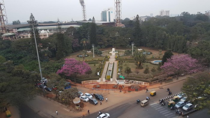PIL filed against skywalk project at MG Circle