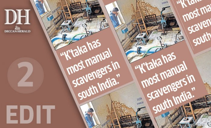 Put an end to manual scavenging