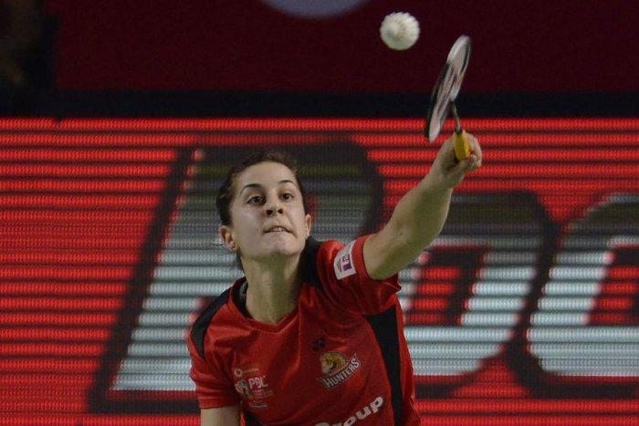 Marin sparkles as Hyderabad enter final