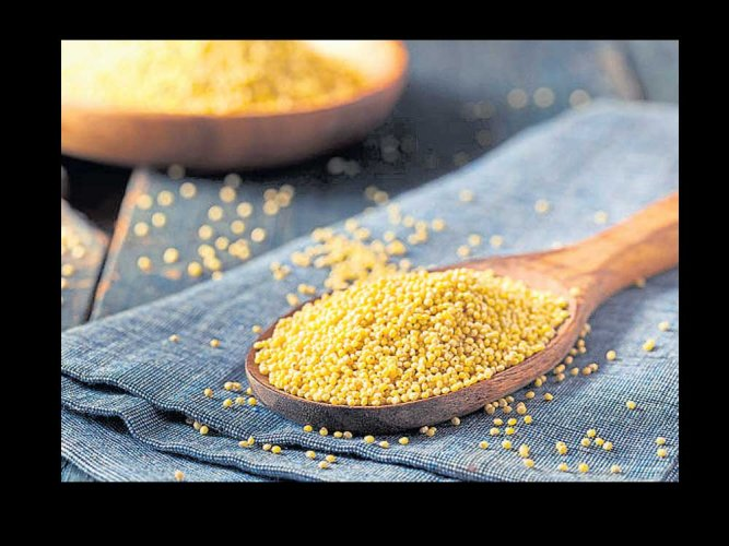 Millets to be part of midday meal in 10 schools