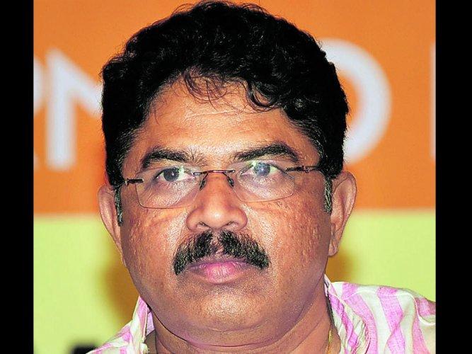 MLA Ashoka moves HC seeking to quash FIR against him