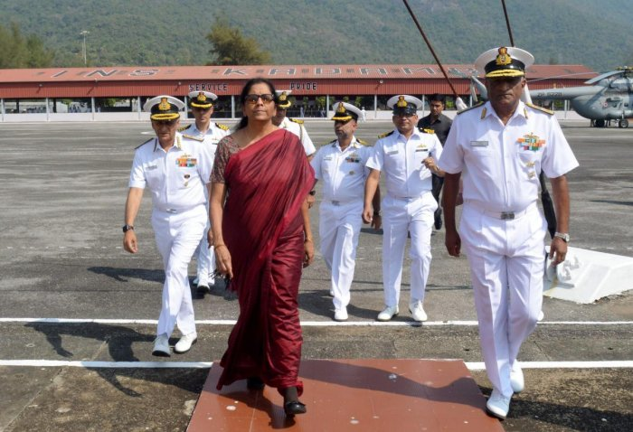 Karwar naval base: Centre releases Rs 377 crore compensation