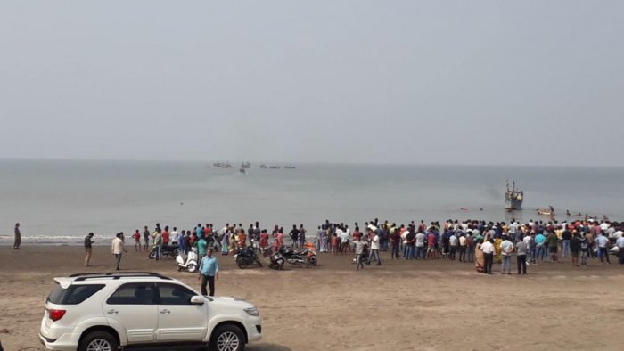 Three students drown, 32 rescued after boat capsizes