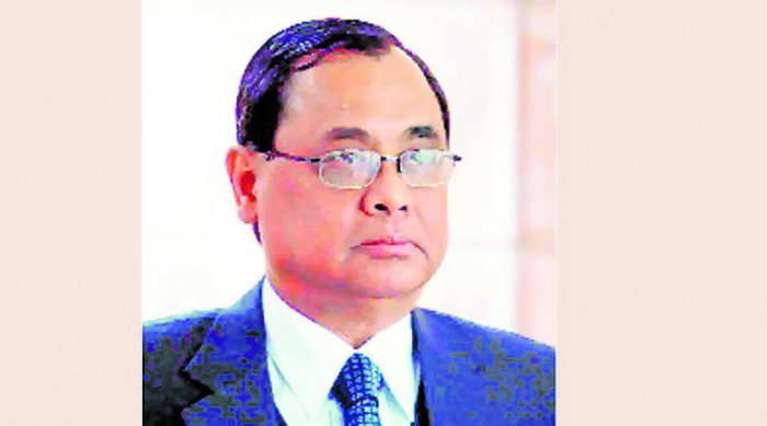 There is no crisis, says Justice Ranjan Gogoi