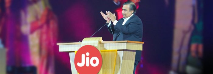 Reliance Jio is world's 9th largest mobile publisher in non game revenue category