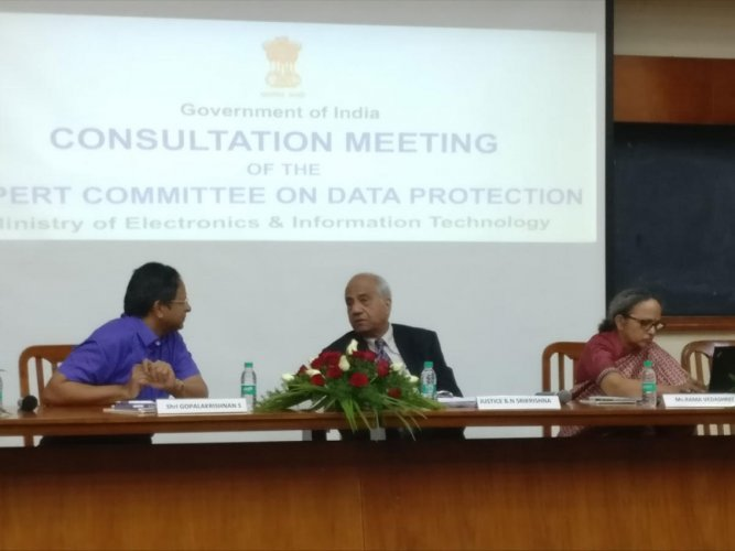 Bengaluru gives data safety tips to panel