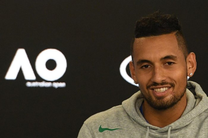 Its one game at a time for Kyrgios