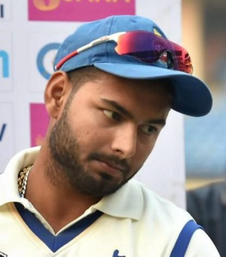 Pant slams fastest T20I by an Indian