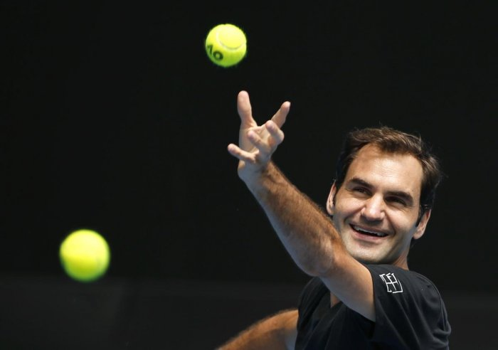 Federer up against the force of youth