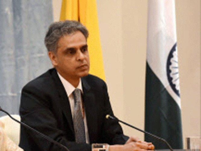 Twitter handle of India's UN envoy Akbaruddin hacked; restored