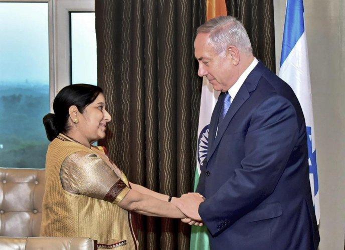 India a global power, says Israel PM Netanyahu ahead of visit