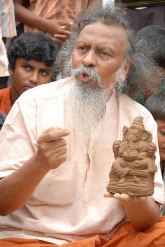 Reiki expert hopes to get BJP ticket from Melkote
