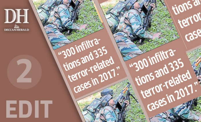 J&K: sharp rise in infiltration worrying