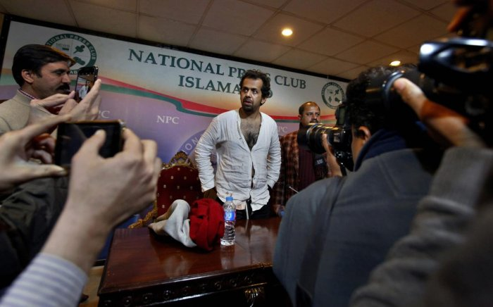 The 'new normal' in Pak: journalists on the run