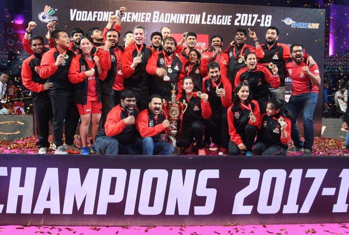 Hyderabad Hunters emerge champions