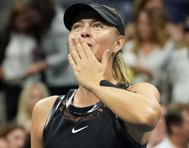 Lukewarm reception would not faze Sharapova: Wilander