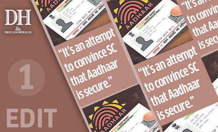 Virtual ID: another Aadhaar eyewash?