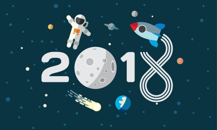 The year ahead in space
