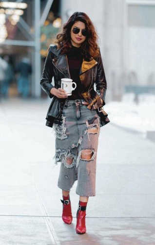 Slaying the street style