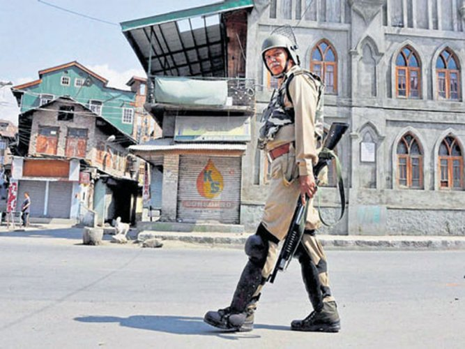 Amnesty launches campaign to ban pellets in Kashmir