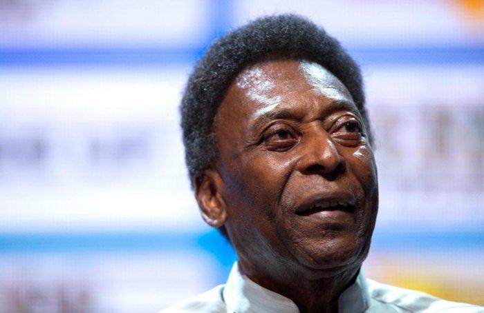 Pele backs Brazil to win sixth crown