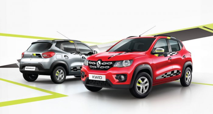 Renault unveils new Kwid LIVE FOR MORE RELOADED 2018 Edition