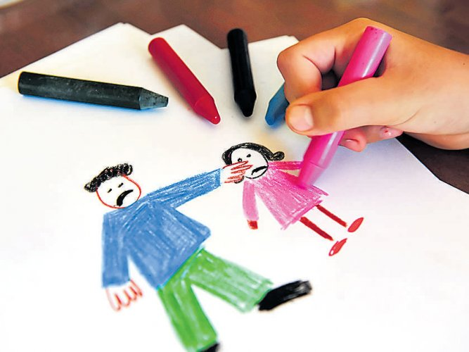 Childhood abuse may affect social relationships as adults
