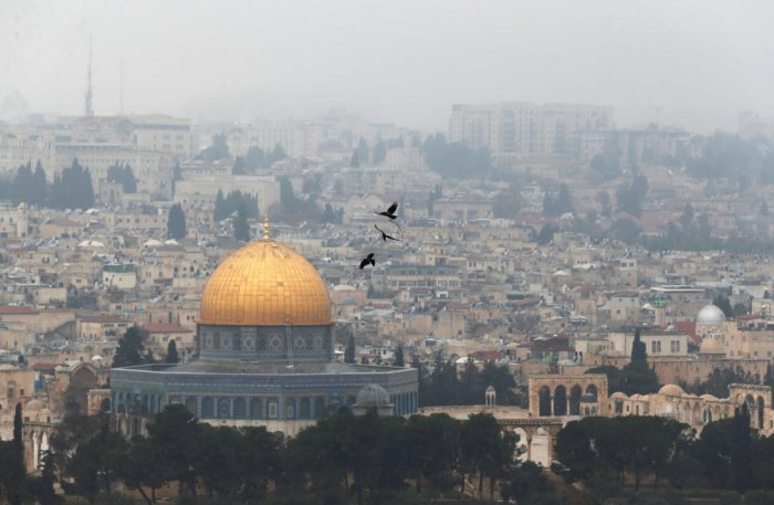 Netanyahu says US embassy could move to Jerusalem within a year