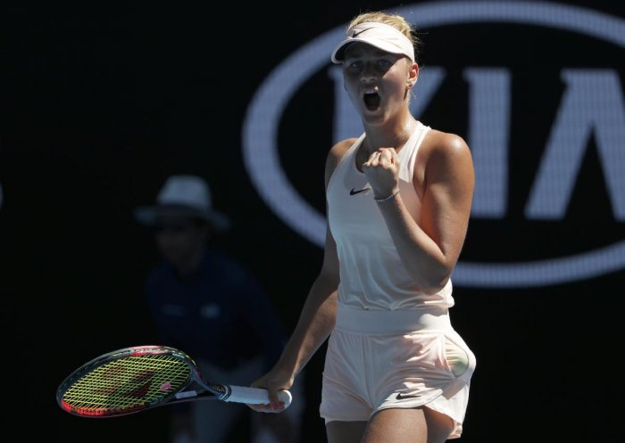 Future of tennis arrives Down Under