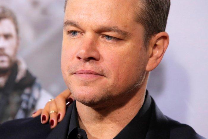 Matt Damon apologises for his past remarks on MeToo movement